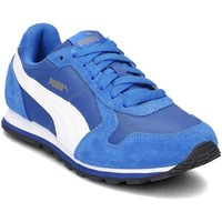 Shoes Women Low top trainers Puma ST Runner NL Blue