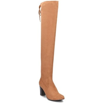 Shoes Women Thigh boots Caprice 92550429304 Brown