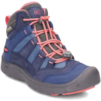Shoes Children Mid boots Keen Hikeport Mid Blue