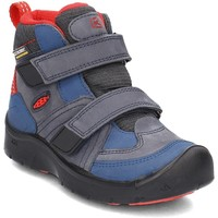 Shoes Children Hi top trainers Keen Hikeport Mid Strap Blue