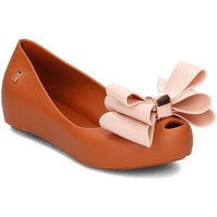 Shoes Children Flat shoes Melissa Ultragirl Sweet II Brown