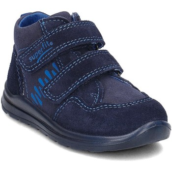 Shoes Children Hi top trainers Superfit Mel Navy blue