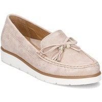 Shoes Women Loafers Gabor 6422164 Beige