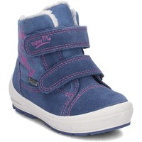 Shoes Children Hi top trainers Superfit Groovy Navy blue