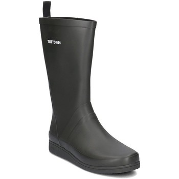 Shoes Women Wellington boots Tretorn 47323911 Black