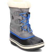 Shoes Children Snow boots Sorel Yoot Pac Grey