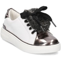 Shoes Children Low top trainers MICHAEL Michael Kors ZIAIVYMARI White