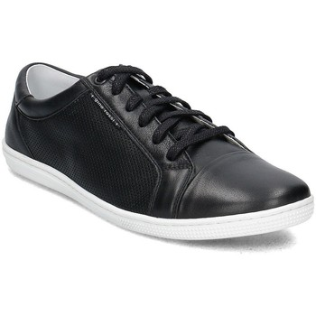 Shoes Men Low top trainers Gino Rossi Iten Black