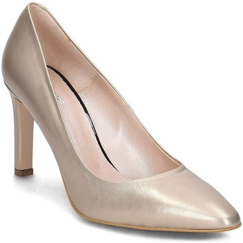 Shoes Women Heels Gino Rossi Fiorita Golden