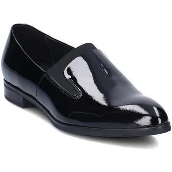 Shoes Women Slip ons Gino Rossi Alba Black