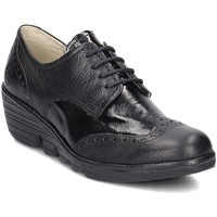 Shoes Women Derby Shoes Fly London Palt Black