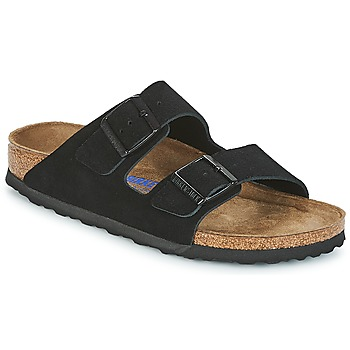 Shoes Women Mules Birkenstock ARIZONA SFB Black