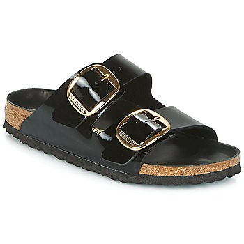 Shoes Women Mules Birkenstock ARIZONA BIG BUCKLE Black