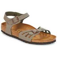 Shoes Women Sandals Birkenstock BALI Grey