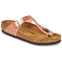 Shoes Women Flip flops Birkenstock GIZEH Pink