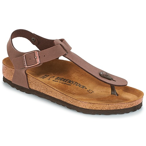 b7cb3c4bb Birkenstock KAIRO Brown - Free delivery | Spartoo UK ! - Shoes ...