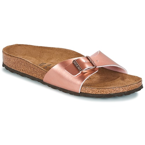Shoes Women Mules Birkenstock MADRID Pink