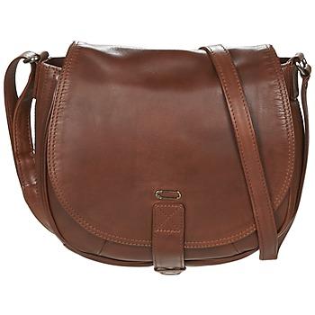 Bags Women Shoulder bags Ikks WAITER Brown
