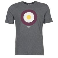 Clothing Men short-sleeved t-shirts Ben Sherman THE TARGET TEE Grey