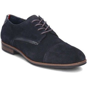 Shoes Men Derby Shoes Tommy Hilfiger Tommy Colton 9B Navy blue