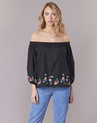 Clothing Women Tops / Blouses Moony Mood IFITI Black