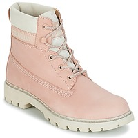 6c9bce985c1f9 Caterpillar LYRIC Pink - Free delivery | Spartoo UK ! - Shoes Ankle ...