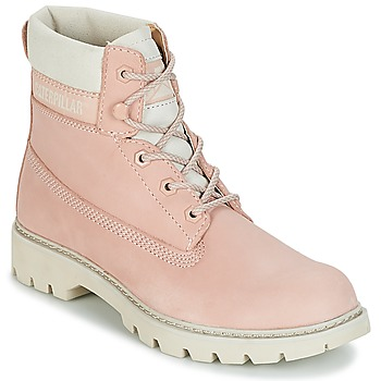 Shoes Women Ankle boots Caterpillar LYRIC Pink