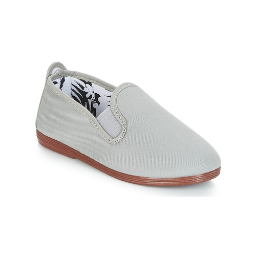 Shoes Children Slip-ons Flossy PAMPLONA Grey