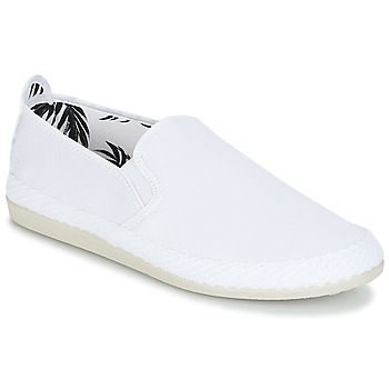 Shoes Slip ons Flossy ORLA White