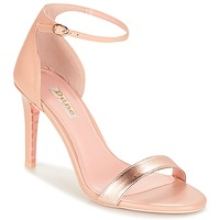 Shoes Women Sandals Dune London MORTIMER Pink / Gold