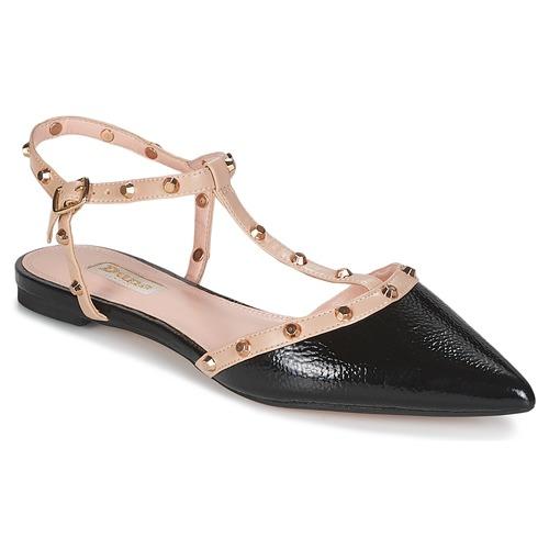 Shoes Women Sandals Dune London CAYOTE  black