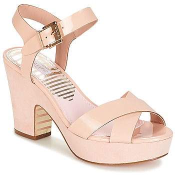 Shoes Women Sandals Dune IYLA Nude