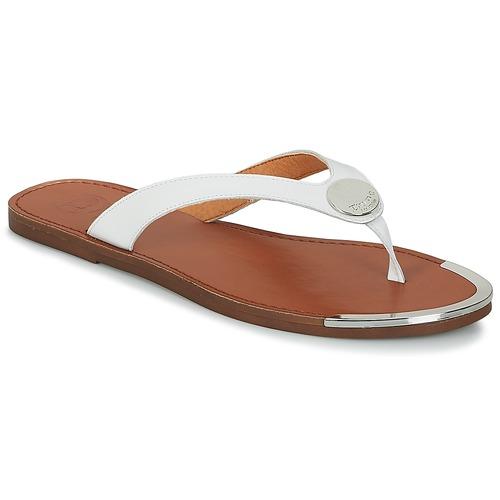 Shoes Women Sandals Dune London LAGOS White