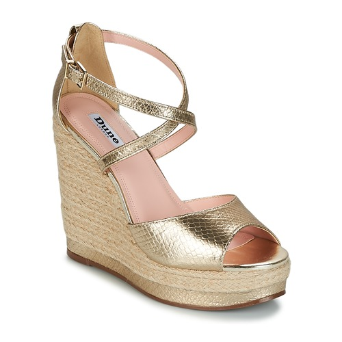 Shoes Women Sandals Dune London KANDIS Gold