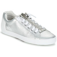 Shoes Women Low top trainers Ash NIRVANA Silver
