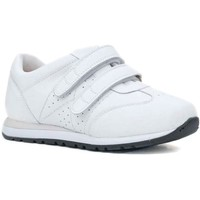 Shoes Women Low top trainers Calzamedi SHOES  VELCROS UNISEX WHITE