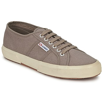 Shoes Low top trainers Superga 2750 CLASSIC Brown