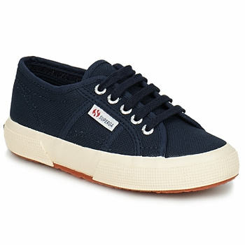Shoes Children Low top trainers Superga 2750 KIDS Navy