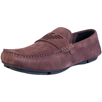 Shoes Men Loafers Hudson DICKSONSUEDE_brown brown