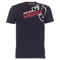 Clothing Men short-sleeved t-shirts Lonsdale WALKLEY Black