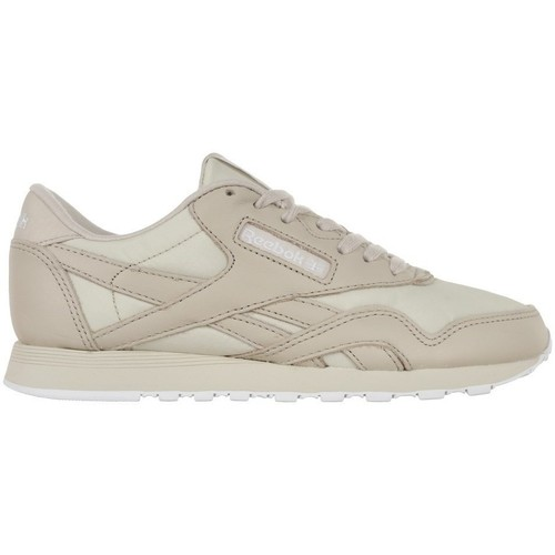 Shoes Women Low top trainers Reebok Sport Nylon PJ Beige