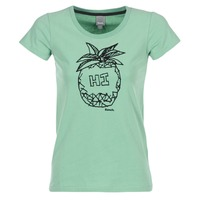 Clothing Women short-sleeved t-shirts Bench BLWG002642 Green