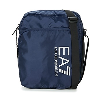 Bags Men Pouches / Clutches Emporio Armani EA7 TRAIN PRIME U POUCH BAG LARGE B Marine