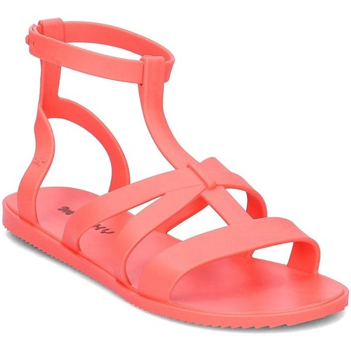 Shoes Women Sandals Zaxy Dual Red