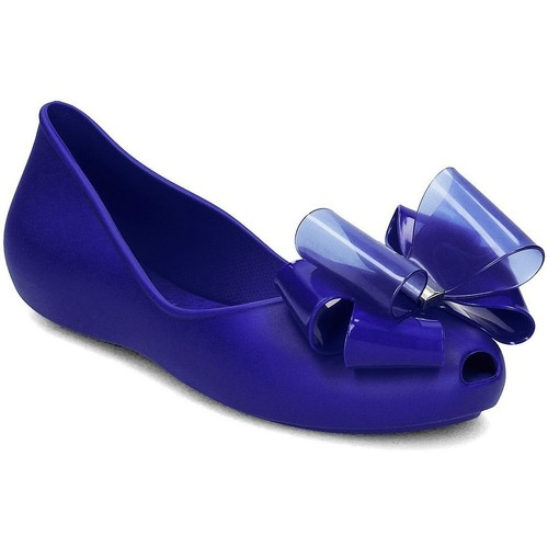 Shoes Women Flat shoes Zaxy Link Ballerina Blue