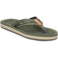 Shoes Men Flip flops Marc O'Polo Marc Opolo Green