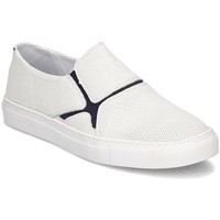 Shoes Men Low top trainers Desque 10M0200 White