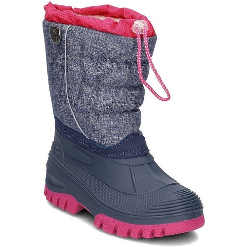 Shoes Children Snow boots Cmp Hanki Navy blue