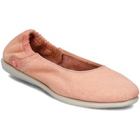 Shoes Women Flat shoes Softinos Vis Pink