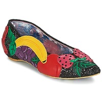 Shoes Women Flat shoes Irregular Choice BANANA BOAT Black